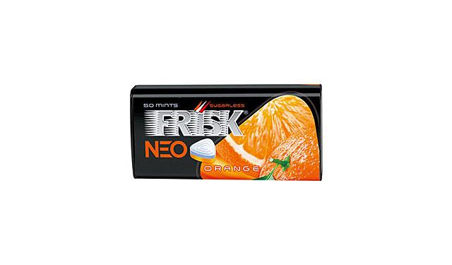 フリスク ネオの新フレーバー『フリスク ネオ オレンジ』発売へ