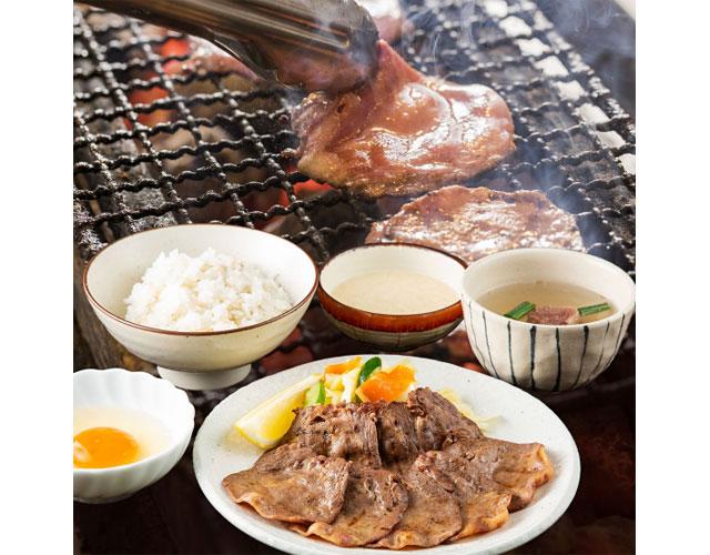 福岡パルコに牛たん専門店「たんやHAKATA 福岡パルコ店」オープン