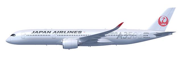 JALが今秋よりエアバス社の最新鋭機を「東京(羽田)=福岡線」へ就航