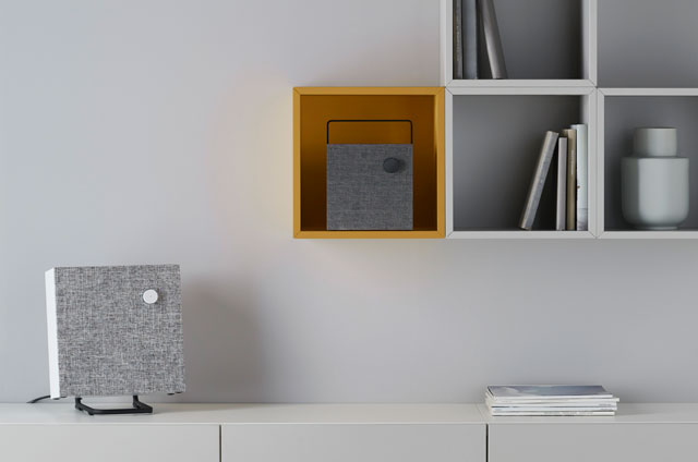 イケア初のオーディオ製品『ENEBY/エネビー』Bluetoothスピーカー登場