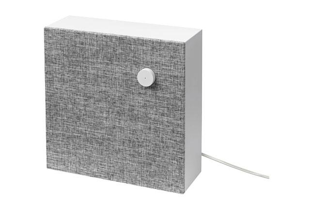 ENEBY/エネビー Bluetooth スピーカー ホワイト 30x30cm 9,990円