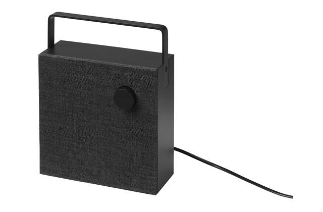 ENEBY/エネビー Bluetooth スピーカー ブラック 20x20cm 5,999円