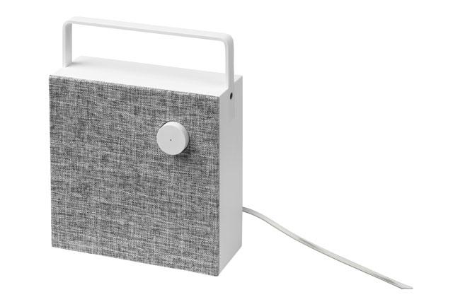 ENEBY/エネビー Bluetooth スピーカー ホワイト 20x20cm 5,999円