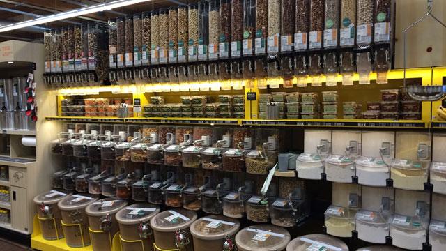 ソラリアにナッツやチョコの量り売り本格専門店オープンへ
