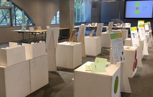 九州大学芸術工学部工業設計学科の3年生の有志による展示会「かえる展」開催!