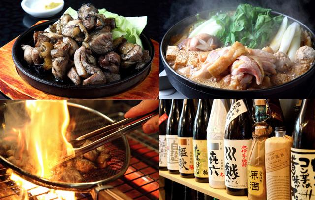 炭の香りがたまらない宮崎のソウルフード「もも焼き 伴鳥(ばんちょう)」博多にオープン!