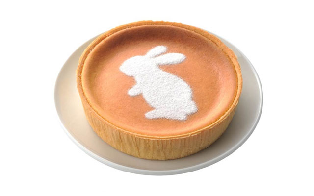 モロゾフ人気のチーズケーキがイースターデザインで登場