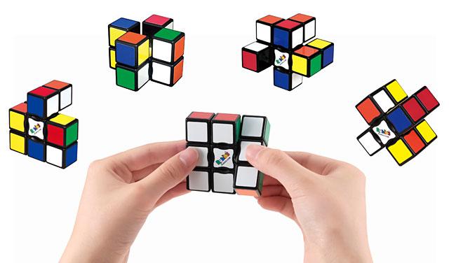 ルービックキューブシリーズの新商品『ルービックフラット3×1』登場