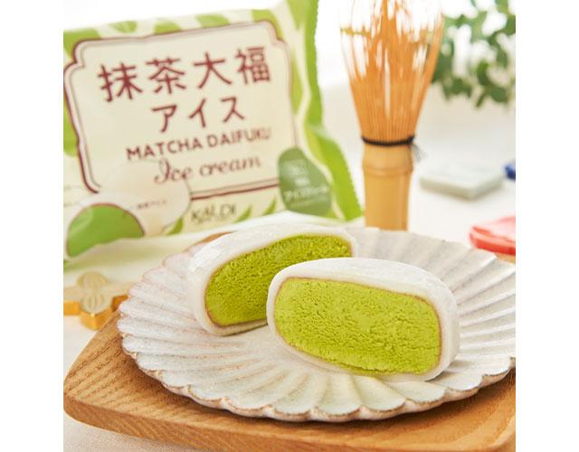 オリジナル 抹茶大福アイス