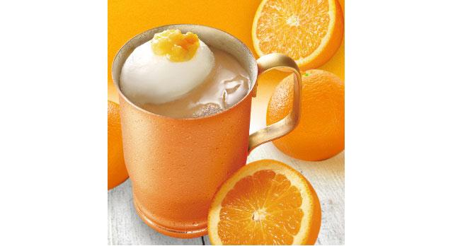 上島珈琲店が『オレンジミルク珈琲』を復活発売へ