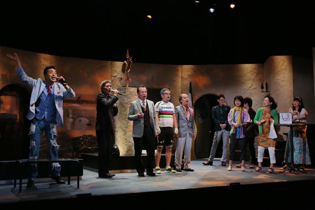 ラッパ屋 第45回公演「2.8次元」北九州芸術劇場