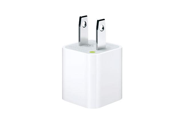 『Apple 5W USB Power Adapter』1,800円(税込1,944円)