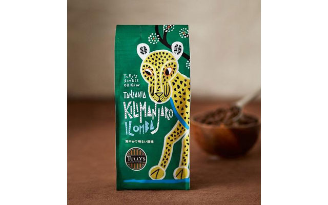 タリーズから季節限定コーヒー豆「キリマンジャロ イロンバ」登場