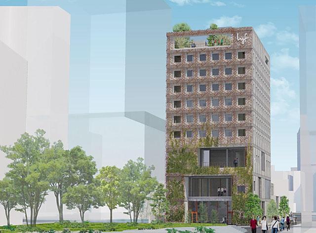 NTT都市開発が今泉に「ホテル・商業複合施設」開発へ