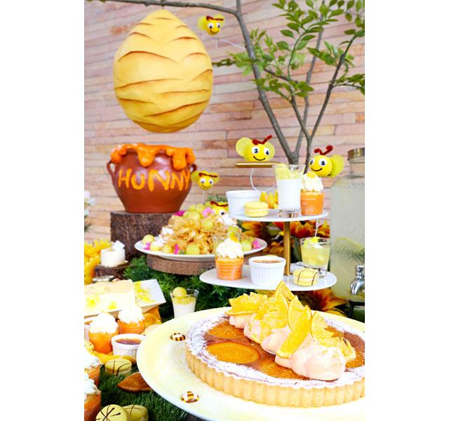 ANAクラウンプラザホテル福岡で『デザートビュッフェ~Honey Land~』開催へ