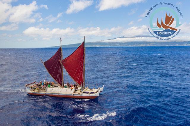 ハワイ州観光局が「古代ポリネシアの伝統航海カヌーのドキュメンタリー映画」を天神で日本初上映