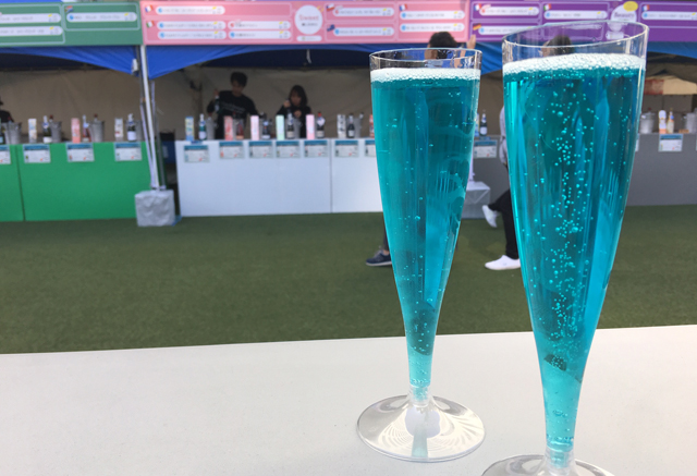"""天神で「スパークリングワインの祭典」5月26日まで!世界の""""泡""""が集結!"""