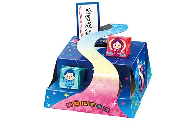 チロルチョコから『ビッグチロル<七夕>』新発売へ