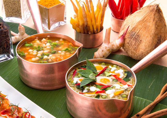 ホテルオークラ福岡で『タイ料理フェア』開催へ