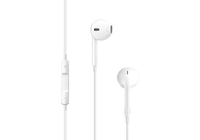 『EarPods with 3.5mm Headphone Plug』2,800円(税込3,024円)