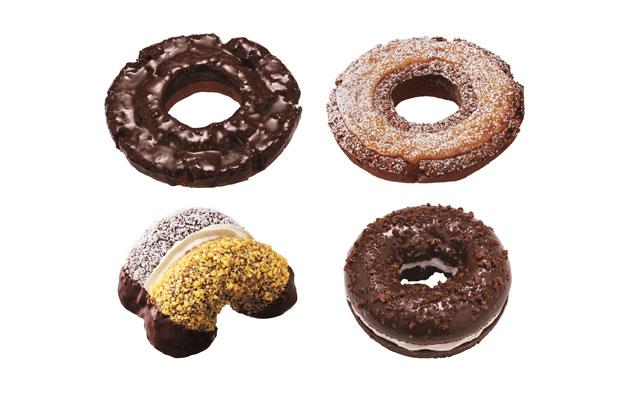 ミスドから『夢のドーナツ』4種が復活登場