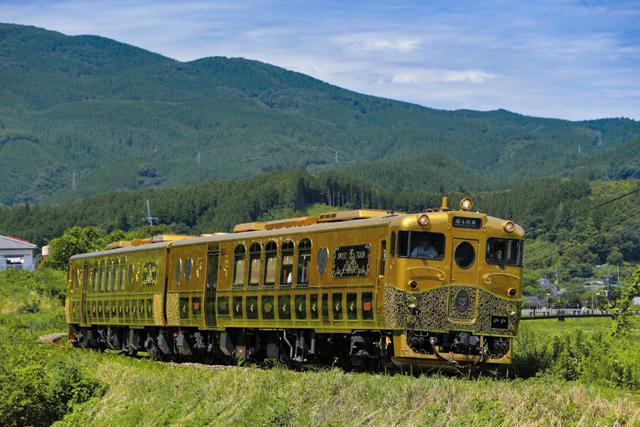 JR九州のスイートトレイン 或る列車「ハウステンボス⇔博多」コース運行決定