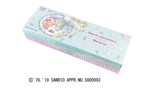 数量限定のキキ&ララ デザインのBOX