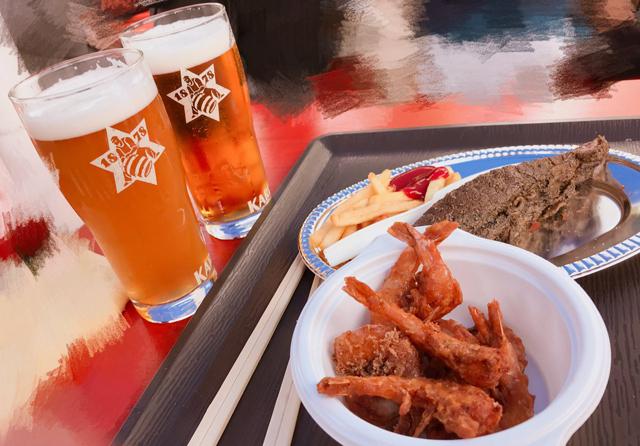 雨天決行!天神でドイツビールの祭典 初開催!「天神オクトーバーフェスト2019」開催!