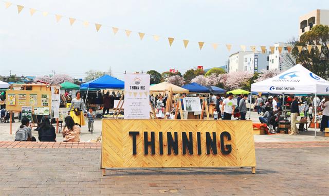 糸島市のクリエーター、ショップが中心となり開催されている人気マーケットが期間限定で博多に!