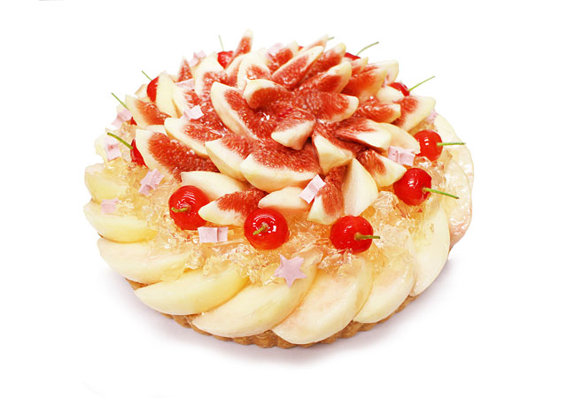 カフェコムサから「七夕限定ケーキ」発売へ