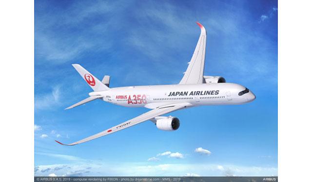JALの最新鋭機、羽田/福岡線を皮切りに運行開始へ