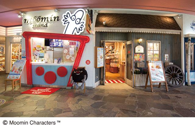 ムーミンベーカリー&カフェ キャナルシティ博多店