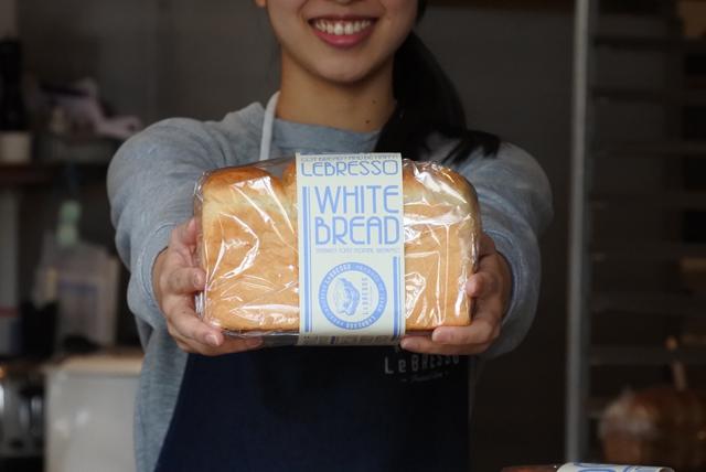 大阪発!食パン専門店×コーヒースタンドのお店「レブレッソ」博多に期間限定で登場!