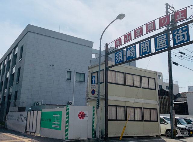 石村萬盛堂が博多祇園山笠 廻り止めタイム計測室新設!