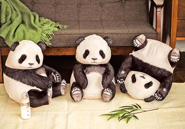 フェリシモから入れ子式の「パンダのランチボックスセット」予約開始