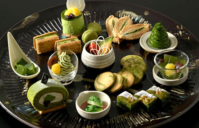 オリエンタルホテル福岡 博多ステーション「抹茶スイーツブッフェ」開催