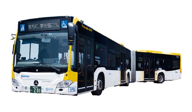 都心循環BRTがますます便利に、今月20日ダイヤ改正