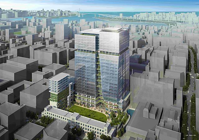 積水ハウスとの契約を締結し、162室のザ・リッツ・カールトンホテルが福岡に誕生