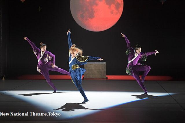 大人も一緒に子どもたちの劇場シリーズ/新国立劇場ダンス森山開次「NINJA」