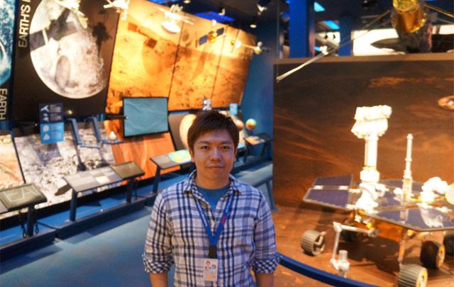 【申込受付終了】福岡市科学館で「地球外生命探査への挑戦!~現役NASAエンジニアからのメッセージ~」開催