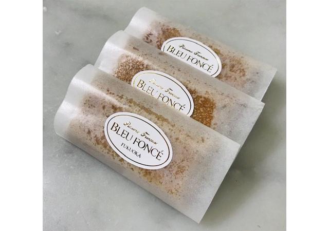 店内厨房で焼き上げる「ブルーフォンセ 焼き立てフィナンシェ」販売