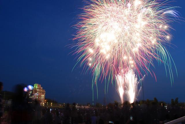 【延期】筑後市最大の市民イベント「ちっご祭 ~恋のくに花火大会~」開催!
