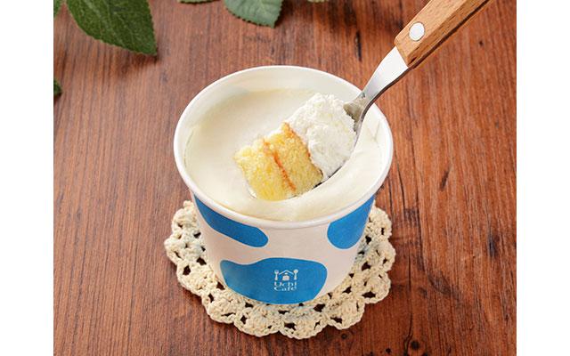 シルフォン‐シルクミルククリームシフォンケーキ‐