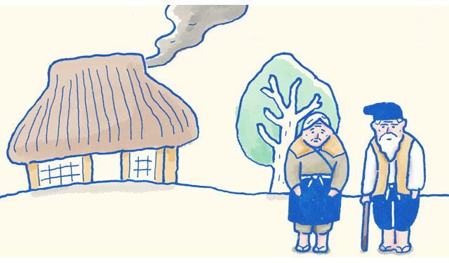 セイカ食品「南国白くま」のウェブ動画『方言すぎる昔話』が話題に