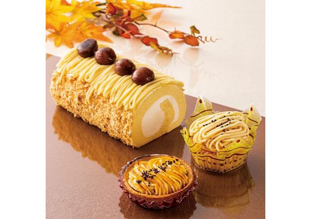 全国の不二家洋菓子店で「秋の味覚フェア」開催へ