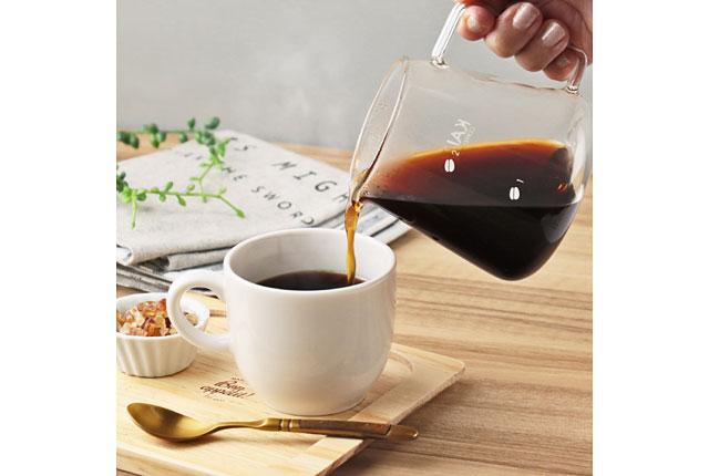 オリジナルのコーヒーグッズ