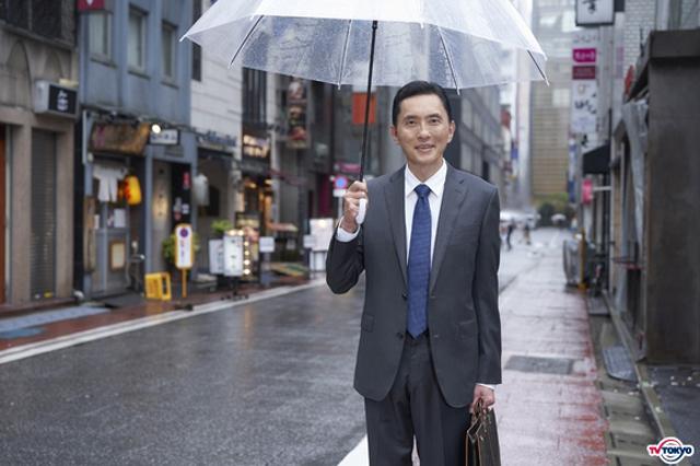 福岡出身の松重豊さん主演「孤独のグルメ」新シーズン今秋スタート決定