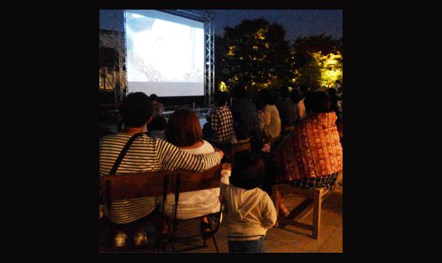 つばめの杜ひろば「屋上ミニシネマ祭」上映作品決定(入場無料)