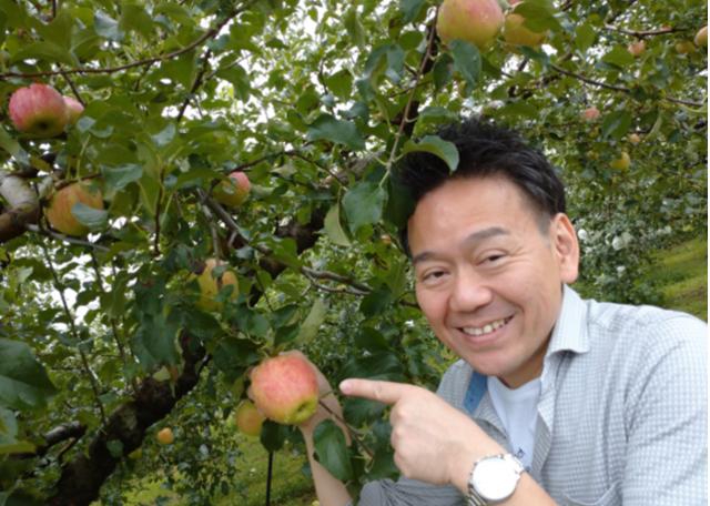 フルーツ王国・うきは市と、九州りんご村・嘉麻市から出店!RKB放送会館「インサイトマルシェ」開催