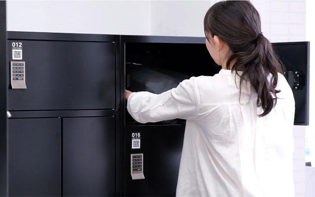 JR九州リネン社が「駅での無人クリーニングサービス」実証実験スタート
